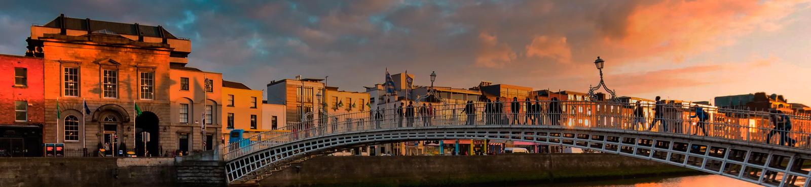 Banner 24 semanas em Dublin – Calicultural